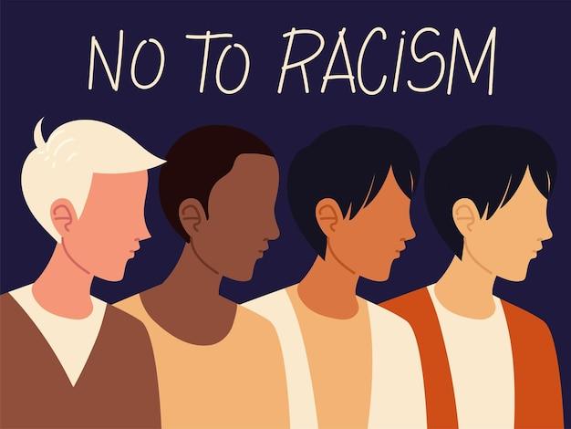 Nee tegen racisme