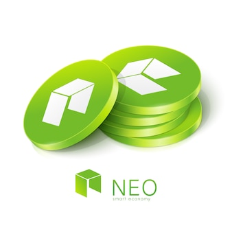 Neo cryptocurrency-tokens