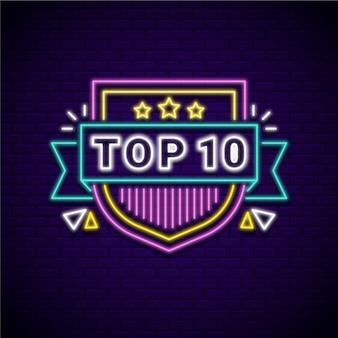 Neonlicht top 10