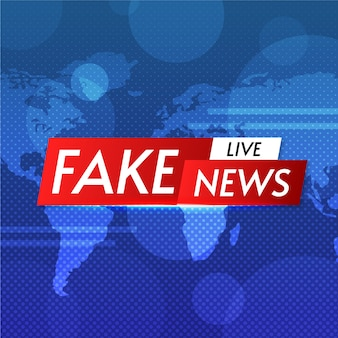 Nep nieuws live banner