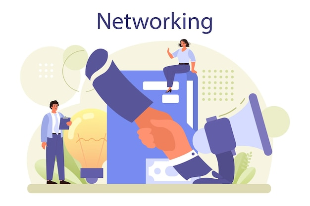 Netwerkconcept