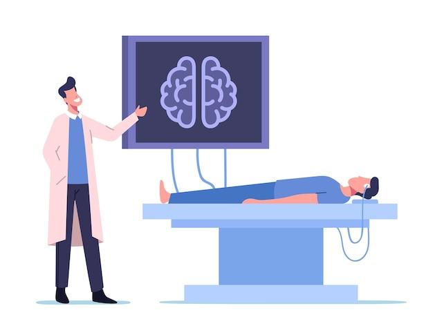 Neurobiologie geneeskunde, brain mri