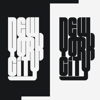 New york city sport wear typografie-embleem, t-shirt-stempelafbeeldingen, tee-print, atletische kleding.