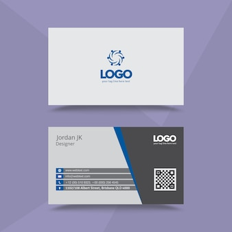 Ngo professional business card en briefhoofdontwerp