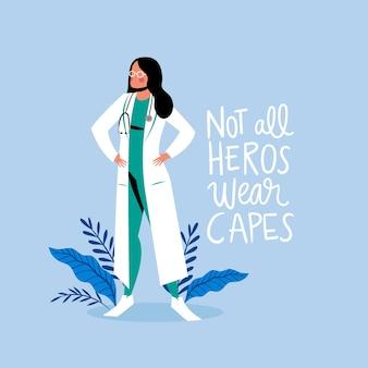 Niet alle helden dragen capes