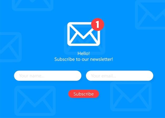 Nieuw bericht icoon