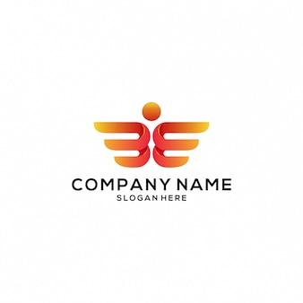 Nieuw pictogram logo bedrijfsbedrijf