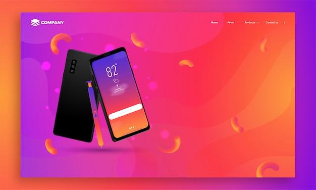 Nieuwe generatie smartphones