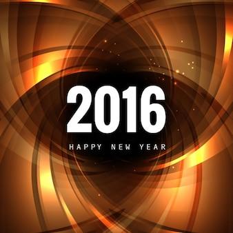 Nieuwe jaar 2016 achtergrond