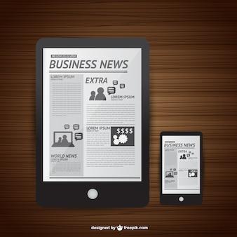 Nieuwe media nieuws lezen