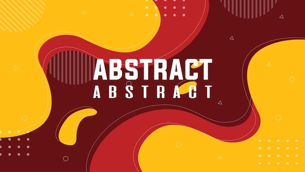 Nieuwe moderne abstrack geometrische achtergrond
