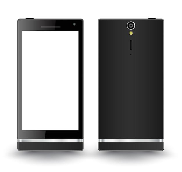 Nieuwe realistische gsm-smartphone