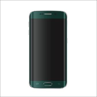 Nieuwe versie van moderne smartphone