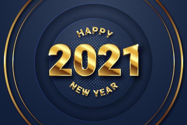 Nieuwjaar 2021 achtergrond