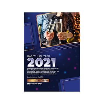 Nieuwjaar 2021 poster a4