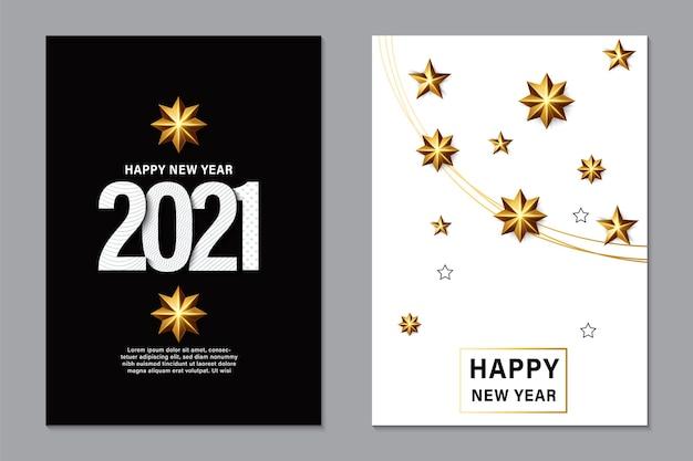 Nieuwjaar achtergrond voor wenskaart