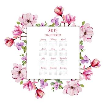 Nieuwjaars kalender