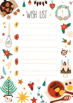 Nieuwjaarswensenlijst