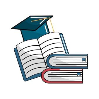 Notebook school hulpmiddelen pictogram