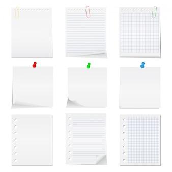 Notitieboek papier