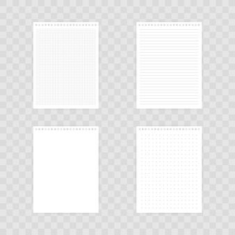 Notitieboek-, tekst- of huisstijlgegevens.