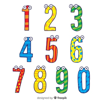 Nummer verzameling