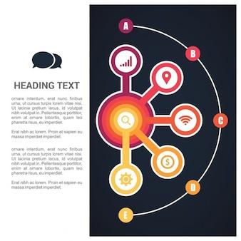 Nuttig infographics voor projecten