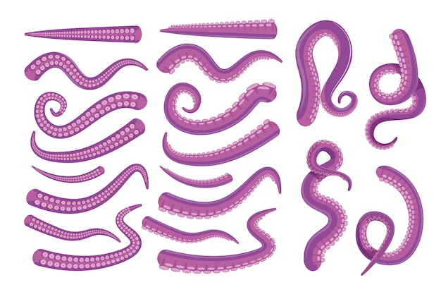 Octopus tentakel pictogram.