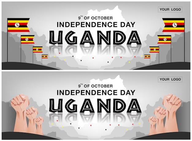 Oeganda onafhankelijkheidsdag achtergrond