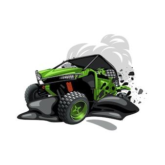 Off-road atv-buggy