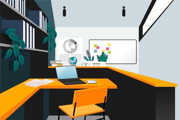 Office achtergrond