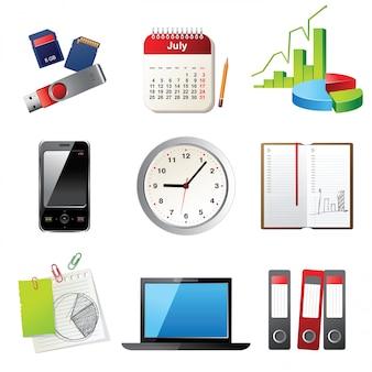 Office-pictogrammen