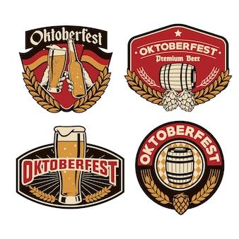 Oktoberfest-badge