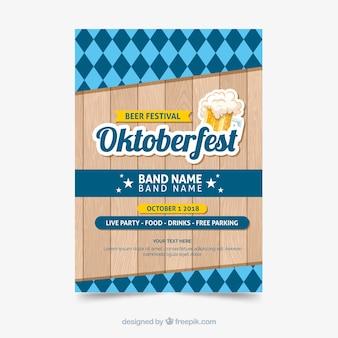Oktoberfest-brochure