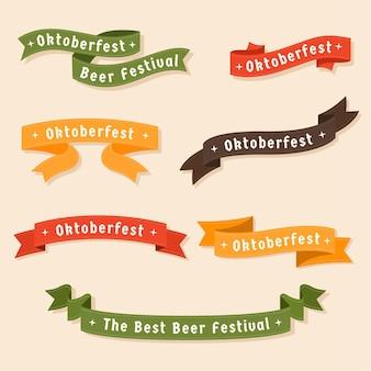 Oktoberfest linten collectie