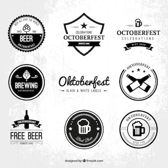 Oktoberfest logo collectie