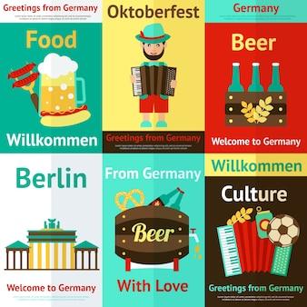 Oktoberfest ontwerpt collectie