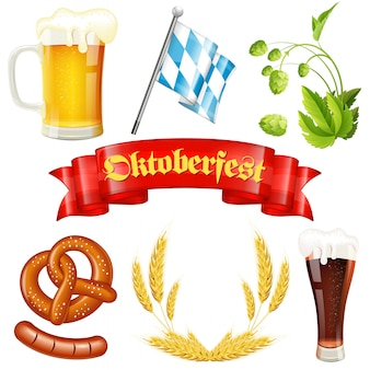 Oktoberfest-pictogram