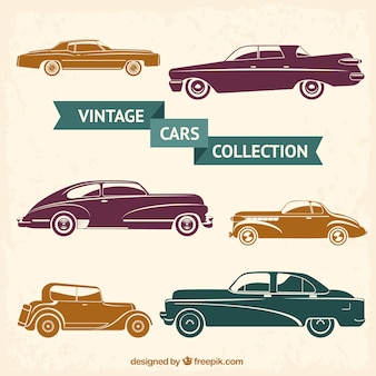 Oldtimers collectie