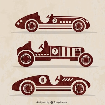 Oldtimers vector