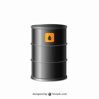 Olie vat