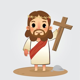 Om het kruis op te nemen