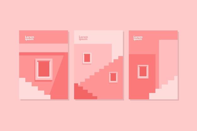 Omvat een minimale architectuursjabloon