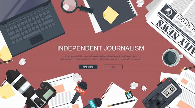 Onafhankelijke journalistiek