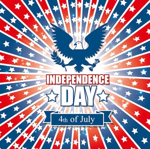 Onafhankelijkheid van het ontwerp van amerika
