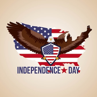 Onafhankelijkheidsdag amerika