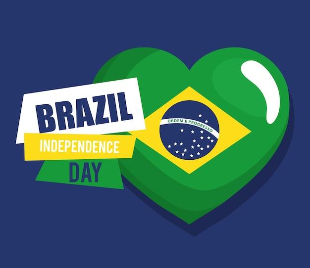 Onafhankelijkheidsdag brazilië