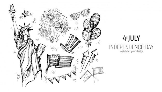 Onafhankelijkheidsdag van amerika