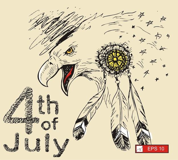 Onafhankelijkheidsdag van de vs.