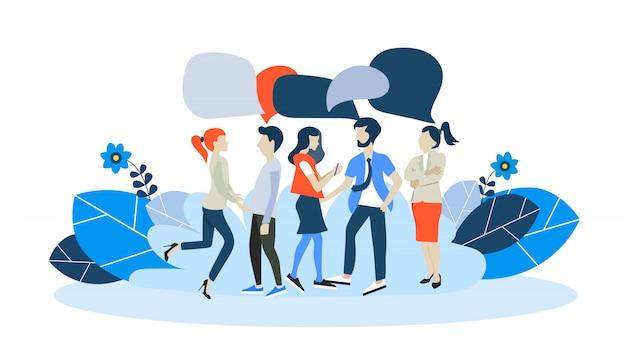 Ondernemers bespreken